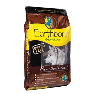 Earthborn Holistic Primitive Natural Grain-Free Dog Food 28 Pound