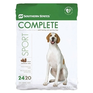 Southern States Complete Sport Dog Food 40 Pound