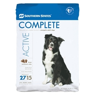 Southern States Complete Active Dog Food 40 Pound