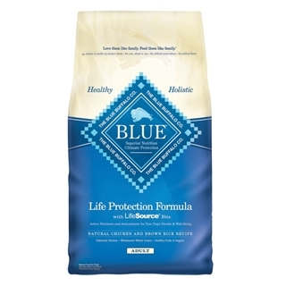 Blue Buffalo Life Protection Formula Adult Dog Food 30 Pound