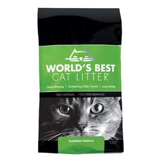 World's Best Cat Litter Clumping Formula 14 Pound