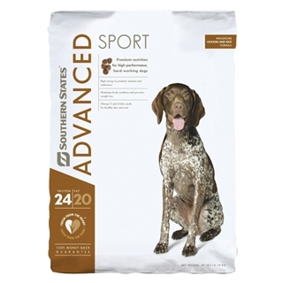 Southern States Advanced Sport Dog Food 40 Pound