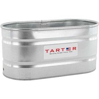 Tarter Galvanized Stock Tank 100 Gallon