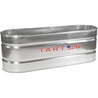 Tarter Oval Galvanized Stock Tank 169 Gallon
