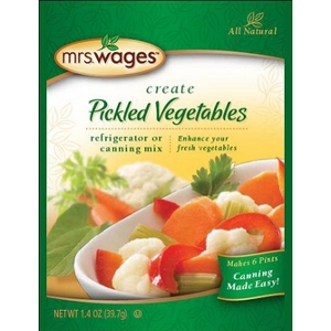 Pickled Vegetables Canning Mix 1.44oz