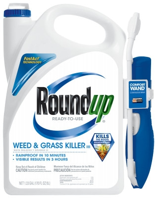 $3 Off Roundup® Weed & Grass Killer