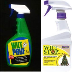 Wilt Pruf or Wilt Stop- $2 Off Regular Price