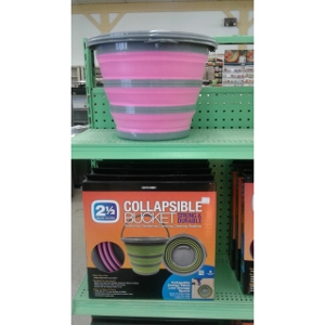 Collapsible Bucket- Save $5.00