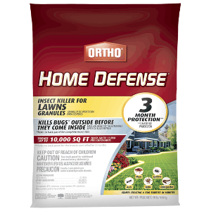 Home Defense® Insect Killer for Lawns Granules