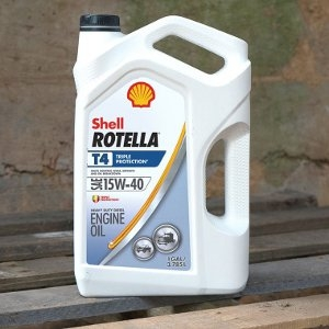 Shell Rotella® T4 Triple Protection