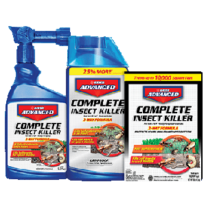 Complete Brand Insect Killer For Soil & Turf
