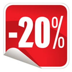 20% Off Whatever You Can Fit in the Bag Offer