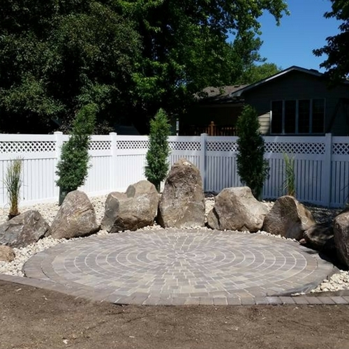 Landscape Design & Construction Services
