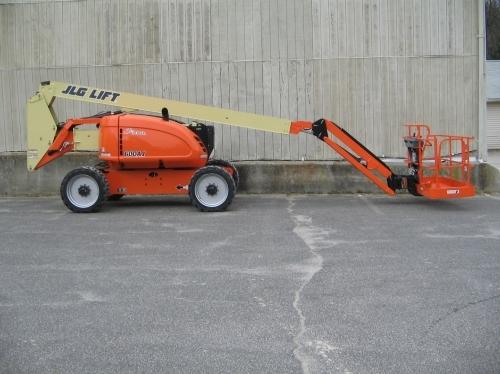 JLG 600 AJ 60 Foot Boom Lift