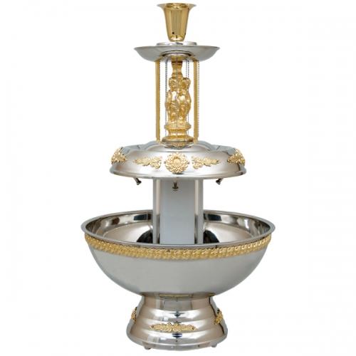 Stardust Champagne Fountain - 7 Gallon