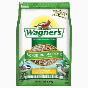 Wagner's Songbird Supreme Birdseed 40lb $19.99