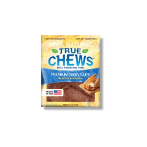 True Chews Chicken Jerky 12oz $11.99