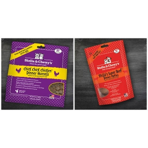 20% Off Stella & Chewy's Freeze Dried Pet Food