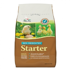 Manna Pro Non-Medicated Chick Starter 5lb $5.99