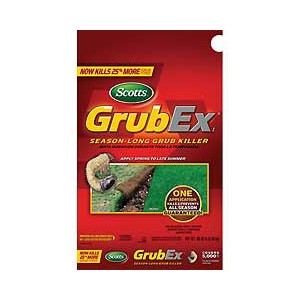 Scotts® GrubEx™ 5,000 sq. ft. Rebate