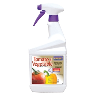 Bonide Tomato & Vegetable 3-in-1 32oz RTU $8.99