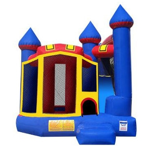 Backyard Combo Castle