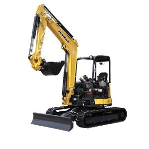 Yanmar VIO45-6A Excavator
