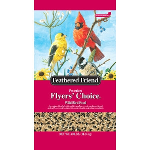 40 lb. Feathered Friend Flyers Choice: $34.99