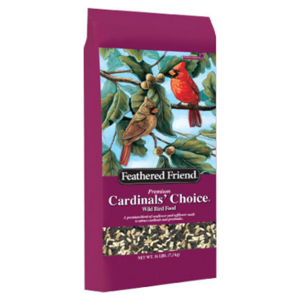 30 Lb. Feathered Friend Cardinals Choice: $28.99