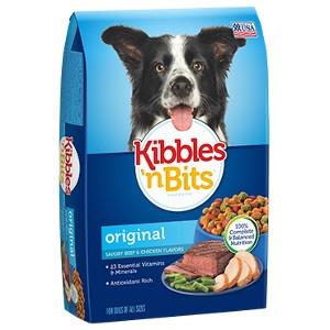 Kibbles 'N Bits Original Savory Beef & Chicken Flavors