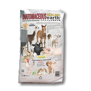 Red Lake Earth Diatomaceous Earth 20 lb.