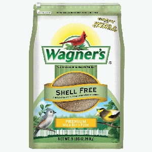 Wagner's Shell Free Premium Wild Bird Food 20 lb