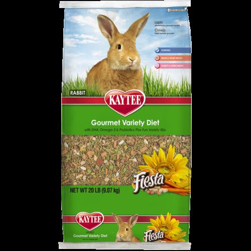 Kaytee Fiesta Rabbit Food 20 lb.