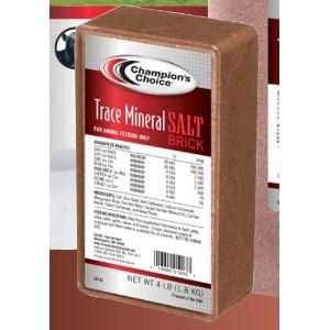 Champion's Choice Trace Mineral 4 Lb. Block