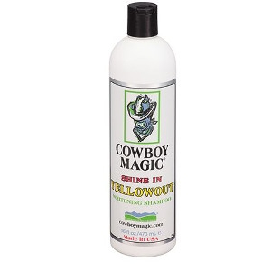 Cowboy Magic® Shine In Yellowout™ Shampoo 32 Oz.