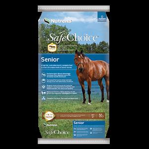 SafeChoice Senior Horse Feed
