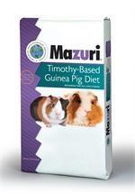 Timothy-Based Guinea Pig Diet