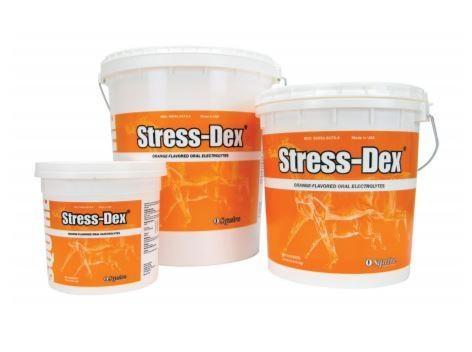 Stress Dex Electrolyte Powder, 12 Lb.