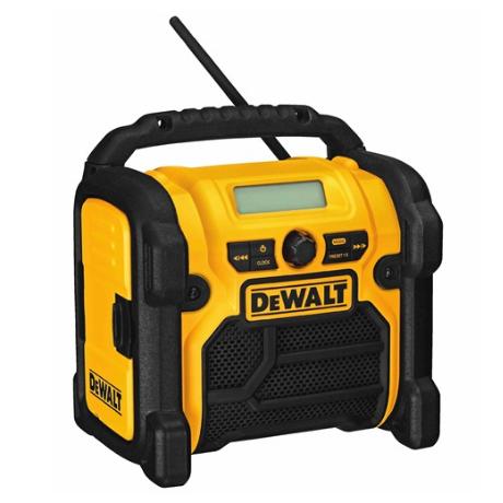 Dewalt 18V/20V MAX*/12V MAX* Compact Worksite Radio