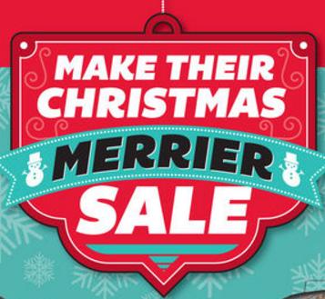 Make Their Christmas Merrier Sale