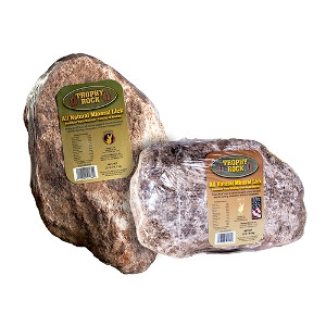 Trophy Rock Mineral Lick Sale