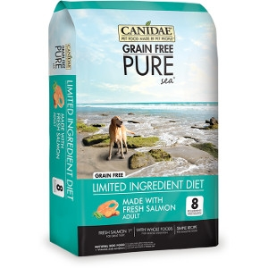 Save on Canidae® Grain Free Pure Sea® Dog Food