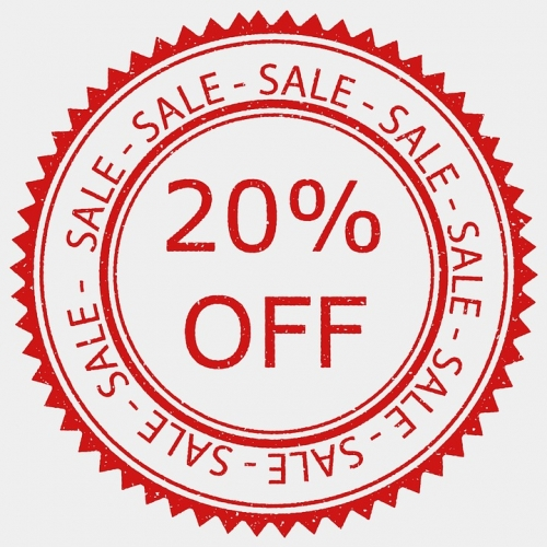 20% Off Any In Stock Nursery Item
