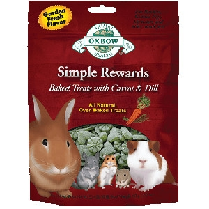 20% Off In Stock Bagged Small Animal Treats