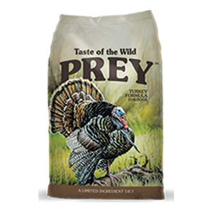 Taste of the Wild PREY for Dogs - On SALE