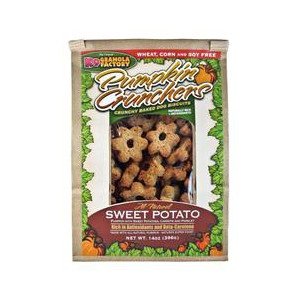 K9 Granola Factory Pumpkin Crunchers $6.99