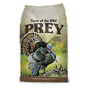 Taste of the Wild PREY Dog Food Special