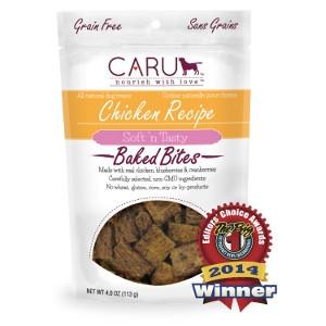 20% Off Caru Dog & Cat Treats