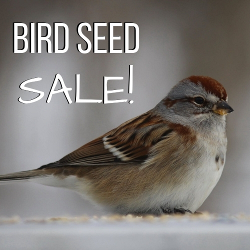 Agway Advance Order Wild Birding Stock-Up Sale