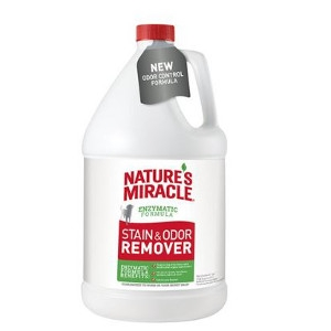 Nature's Miracle Stain & Odor Remover 1Gal $17.99